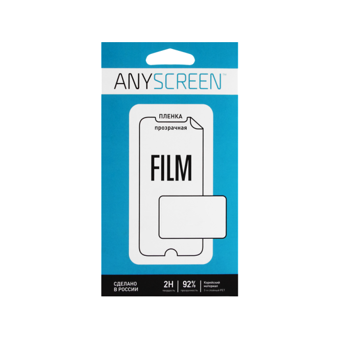 Защитная пленка Anyscreen для Micromax Canvas Spark Q380