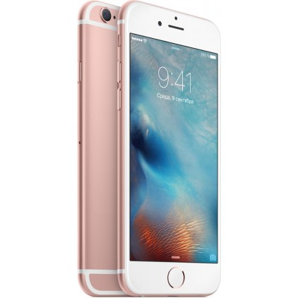 Apple iPhone 6s 128GB Rose Gold