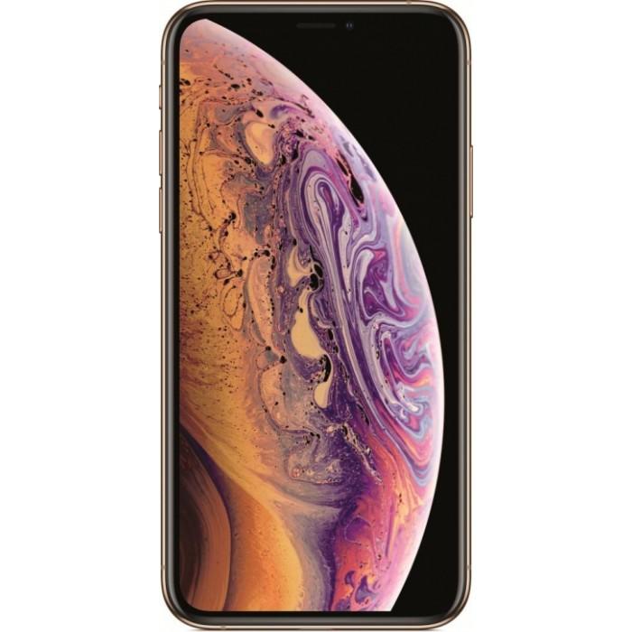 Apple iPhone Xs 256Gb Gold, Black